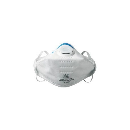 Masque souple FFP3 SUP AIR - ref: 23305