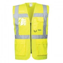 Gilet Hi vis executive Berlin PORTWEST - ref: S476