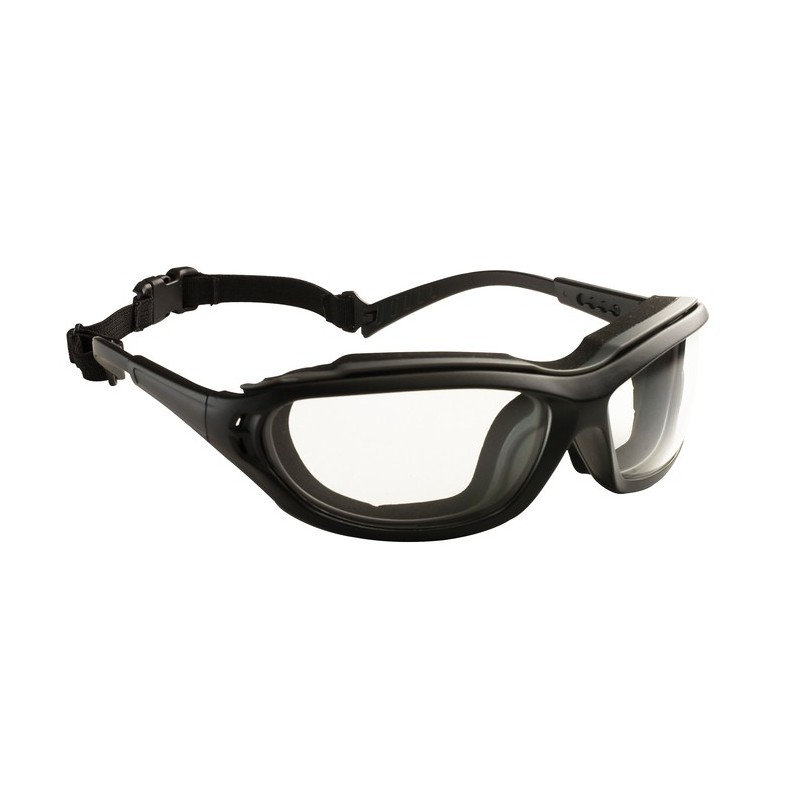 Lunettes de protection Madlux incolore LUX OPTICAL - ref: 60970