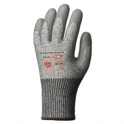 Gants anti-coupure gris EURO PROTECTION ref : 1CRPG