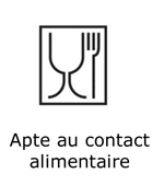 Gants contact alimentaire